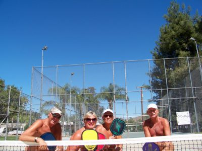 FKK-Urlaub Glen Eden Sun Club Corona USA - Tennis