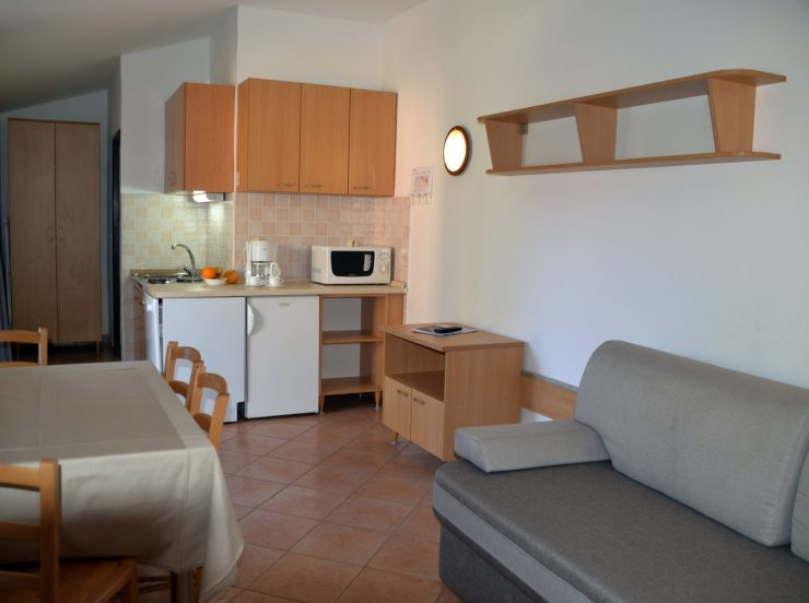 FKK-Urlaub Valalta Rovinj Kroatien - Appartment